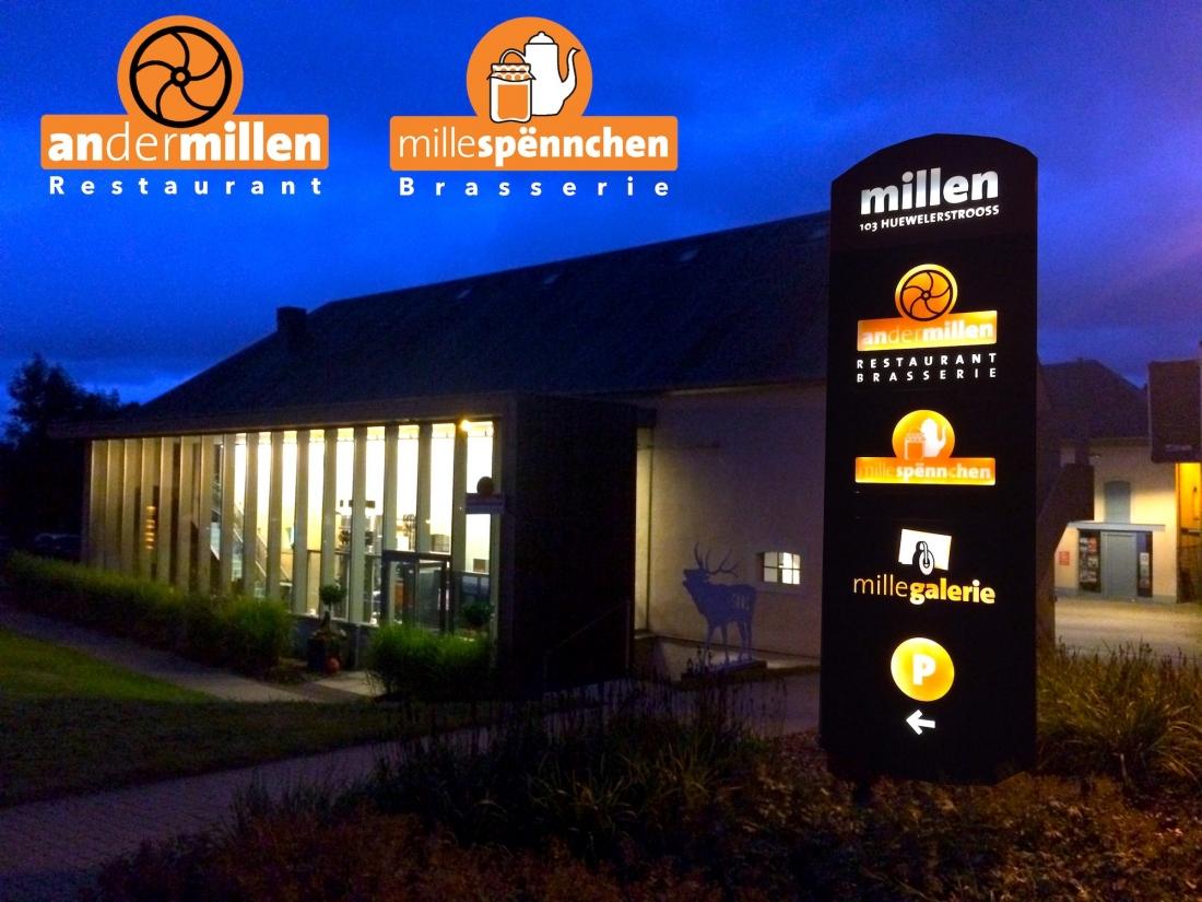 Brasserie Millespënnchen